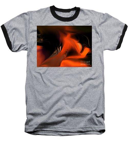 Hallucinogenic Element Baseball T-Shirt by Yul Olaivar