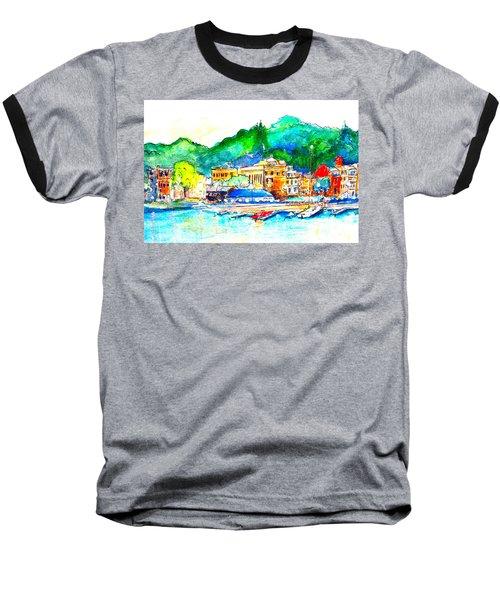 Halycon Days At The Blue Water Baseball T-Shirt