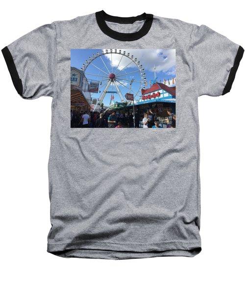Hamburg, Germany Carnival  Baseball T-Shirt