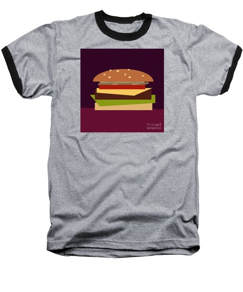 Hamburger Baseball T-Shirt