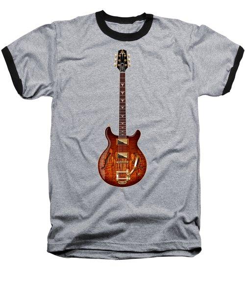 Baseball T-Shirt featuring the digital art Hamer Newport Flame by WB Johnston