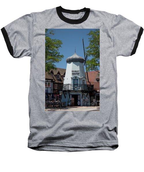 Hamlet Square Baseball T-Shirt
