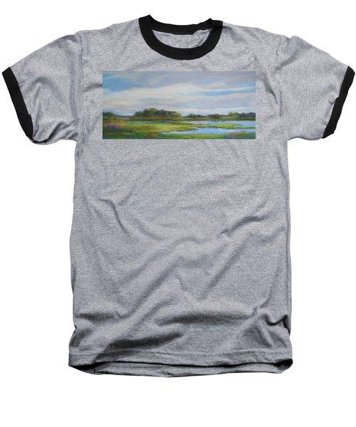 Hammonassett Sky Baseball T-Shirt