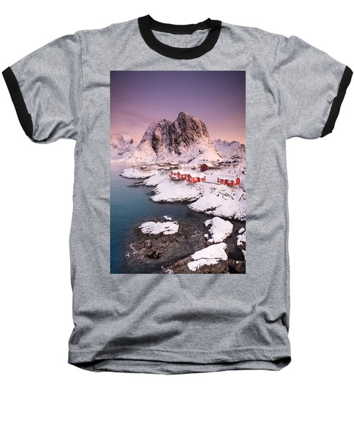 Hamnoy Baseball T-Shirt
