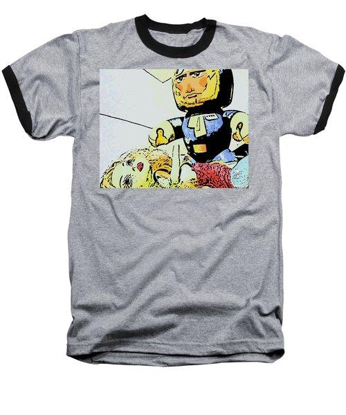 Han Solo Saves The Girl Baseball T-Shirt
