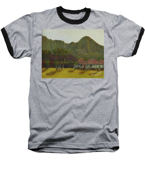 Hanalei Baseball T-Shirt