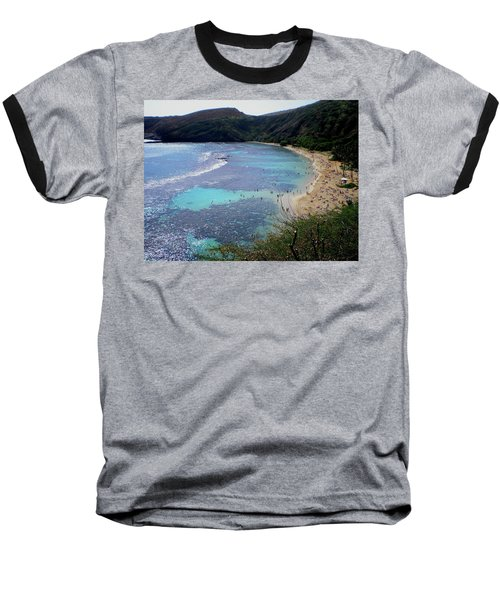 Hanauma Bay Baseball T-Shirt