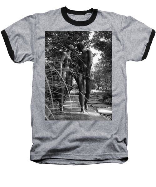 Hand In Hand Baseball T-Shirt