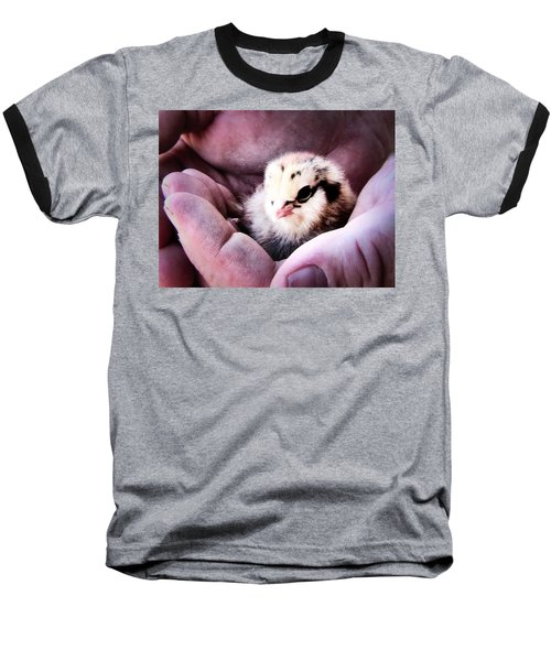 Handle With Care Baseball T-Shirt