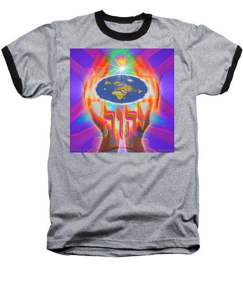 Hands Of Creation Baseball T-Shirt