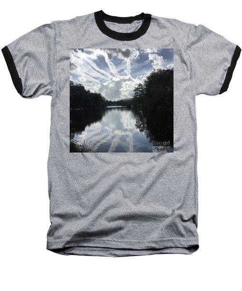 Handsome Cloud Baseball T-Shirt