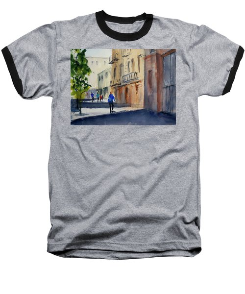 Hang Ah Alley Baseball T-Shirt