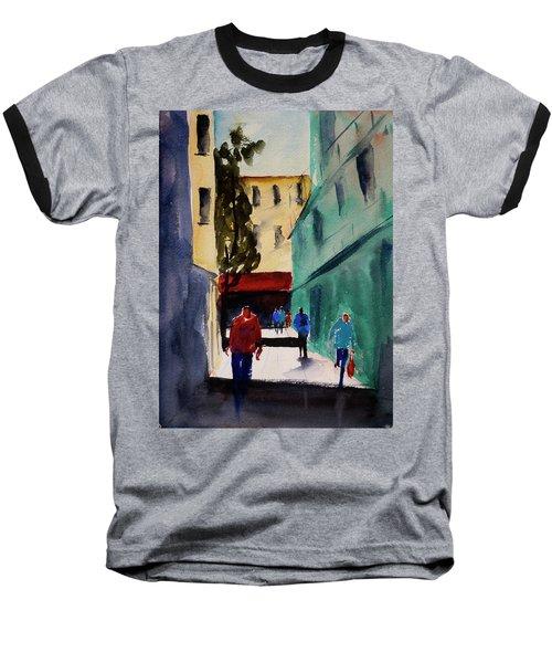Hang Ah Alley1 Baseball T-Shirt
