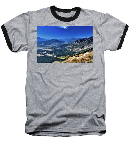 Hang Gliders Point Of View Baseball T-Shirt