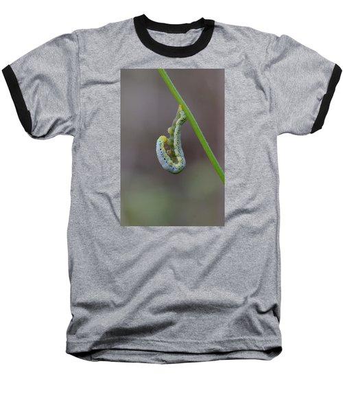 Hang, Then Reach Baseball T-Shirt