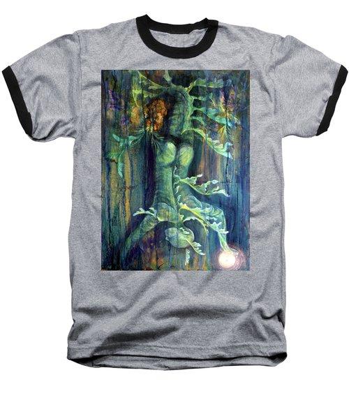 Hanged Man Baseball T-Shirt