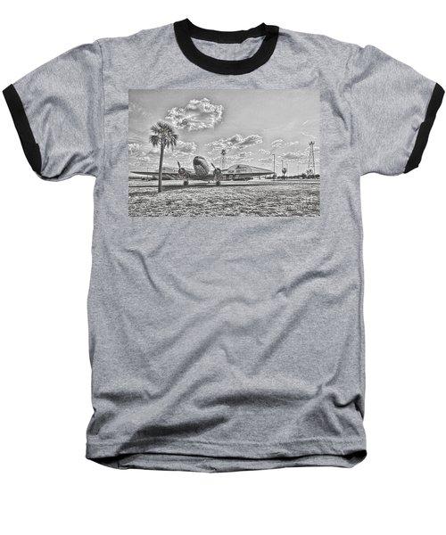 Hanger Hotel Baseball T-Shirt