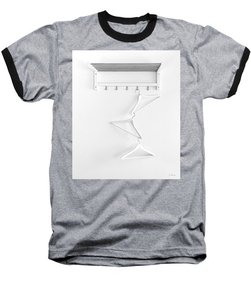 Baseball T-Shirt featuring the photograph Hangers No. 2 by Joe Bonita