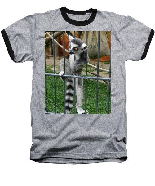 Hanging Around Baseball T-Shirt