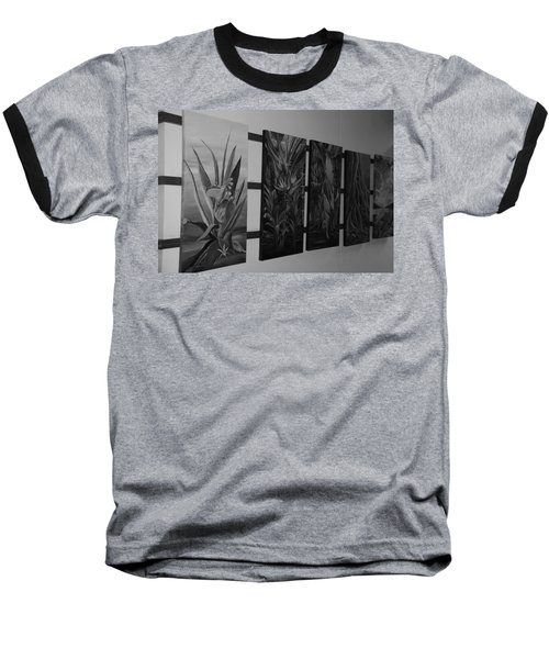 Baseball T-Shirt featuring the photograph Hanging Art by Rob Hans