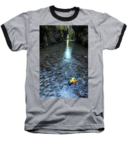 Baseball T-Shirt featuring the photograph Hanging On by Pierre Leclerc Photography