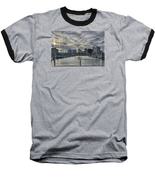 Hanging Out At The T-head Baseball T-Shirt