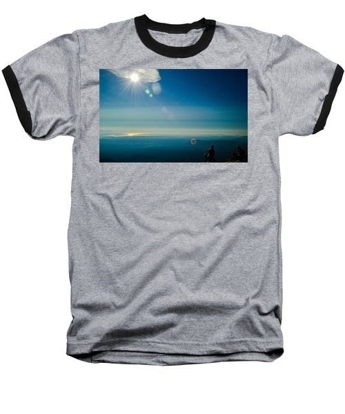 Hanging Out On The Summit Baseball T-Shirt