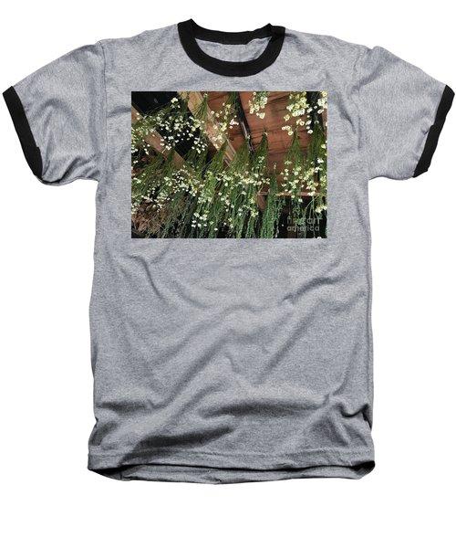 Hanging Upside Down Baseball T-Shirt