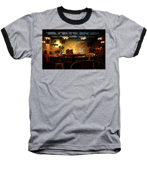 Baseball T-Shirt featuring the photograph Hanging With Jock by David Lee Thompson