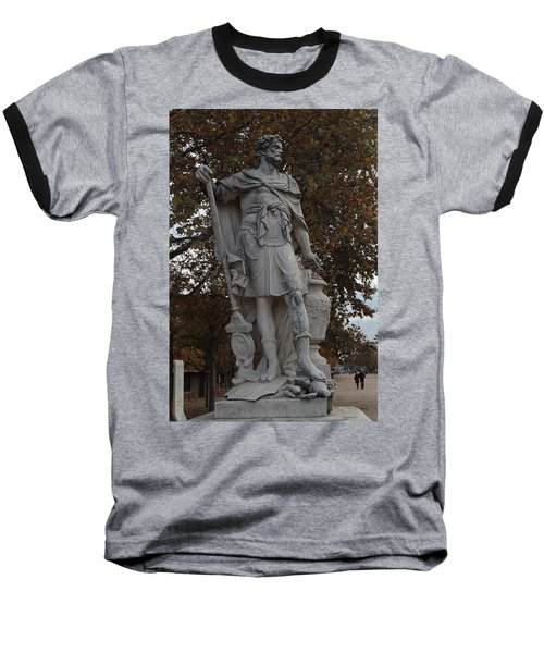 Hannibal Barca In Paris Baseball T-Shirt