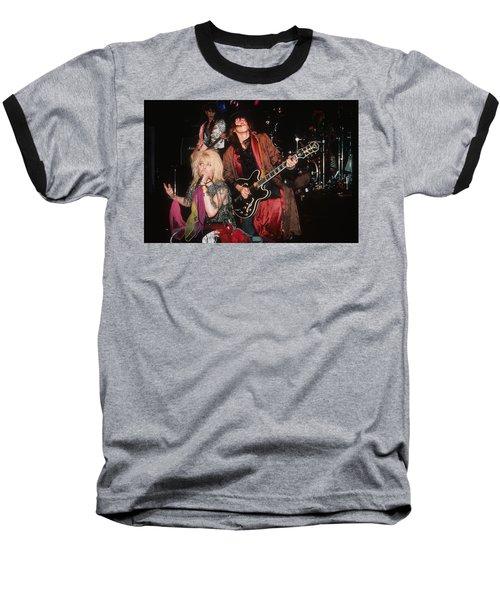Hanoi Rocks Baseball T-Shirt