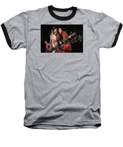Hanoi Rocks Baseball T-Shirt