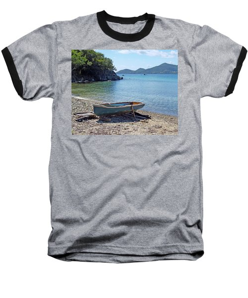Hansen Bay 2 Baseball T-Shirt