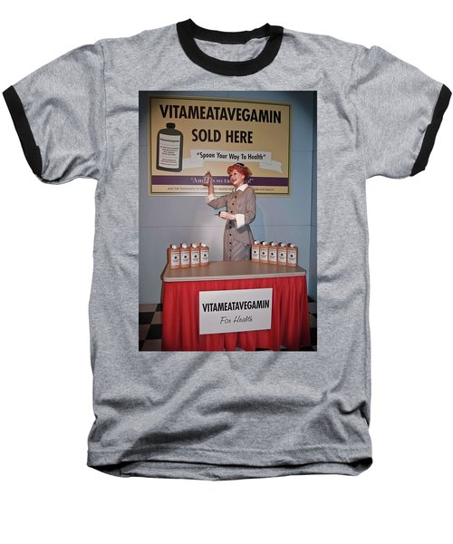 Happy 100th Birthday Lucy Baseball T-Shirt