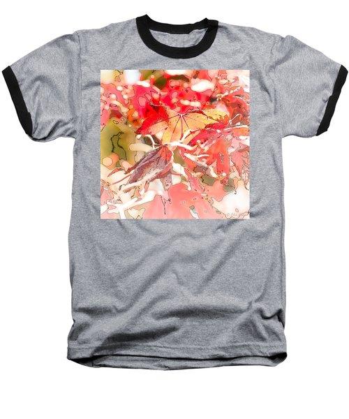 Happy Autumn Baseball T-Shirt