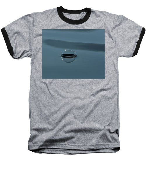 Baseball T-Shirt featuring the photograph Happy Bubble by Cathie Douglas