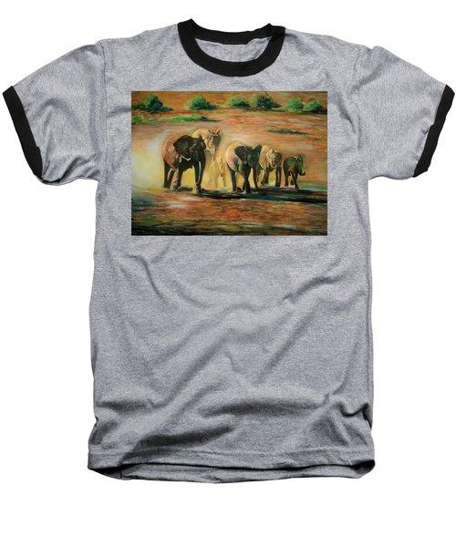 Happy Family Baseball T-Shirt