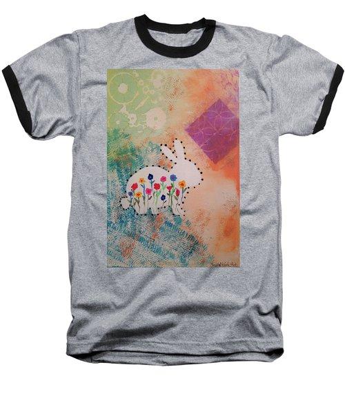 Happy Garden Baseball T-Shirt