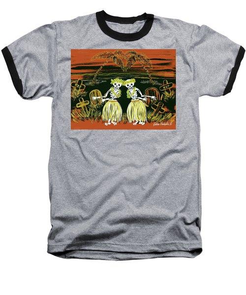 Happy Halloween Dance Baseball T-Shirt