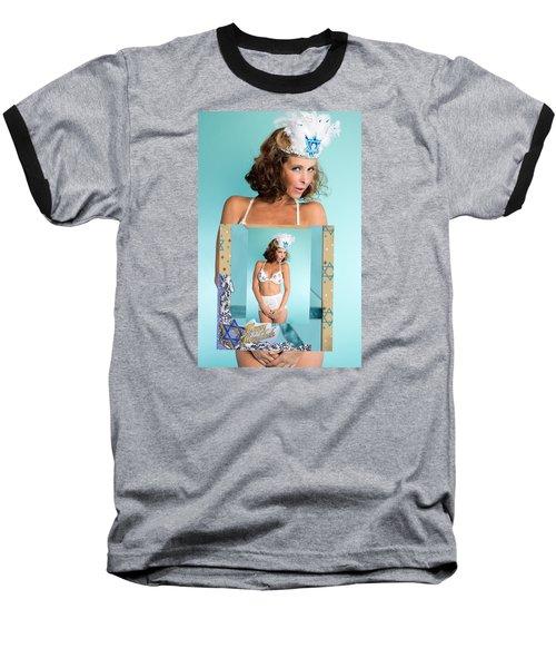 Beautiful Jewish Women Baseball T-Shirt