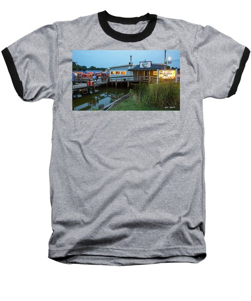 Happy Harbor Baseball T-Shirt