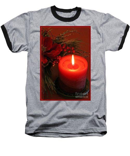 Happy Holidays #1 Baseball T-Shirt