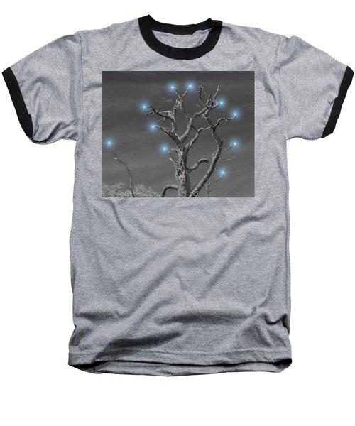 Happy Holidays Baseball T-Shirt