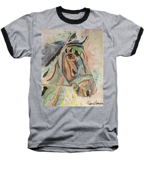 Happy Horse Baseball T-Shirt