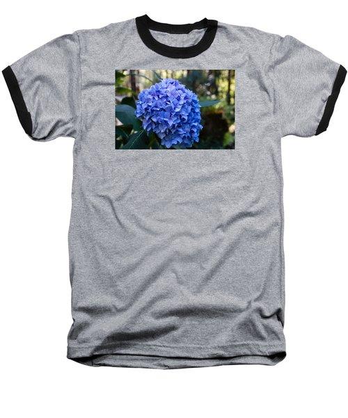 Happy Hydrangea Baseball T-Shirt