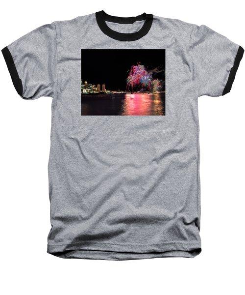 Happy Labor Day 213 Baseball T-Shirt