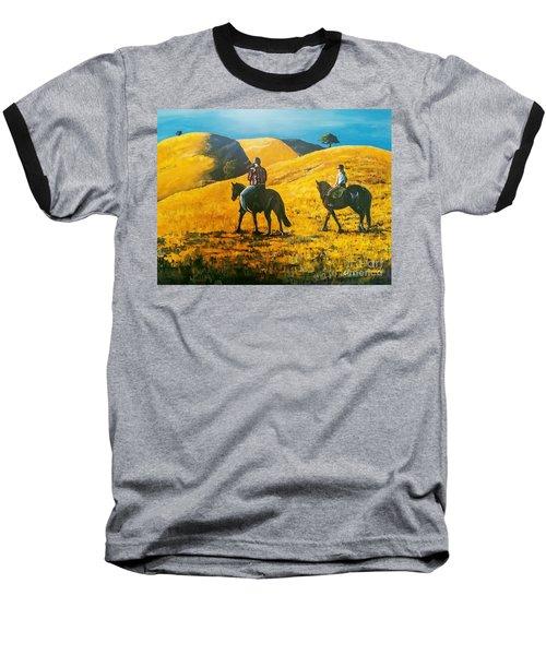 Happy Memories Baseball T-Shirt