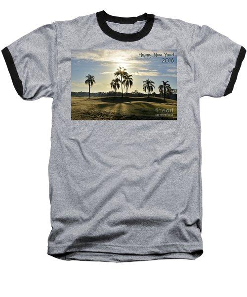 Happy New Year 2018 Baseball T-Shirt