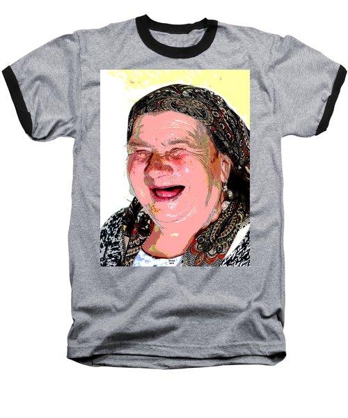 Babcia Baseball T-Shirt
