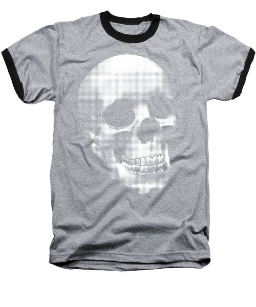 Happy Skull Baseball T-Shirt